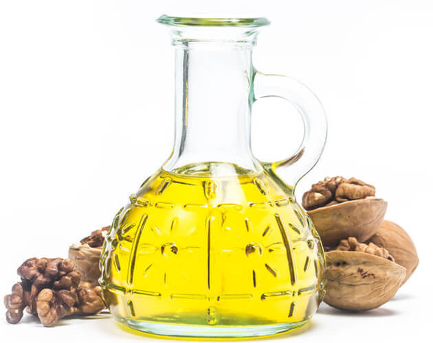 walnut oil made by walnut oil extractor machine
