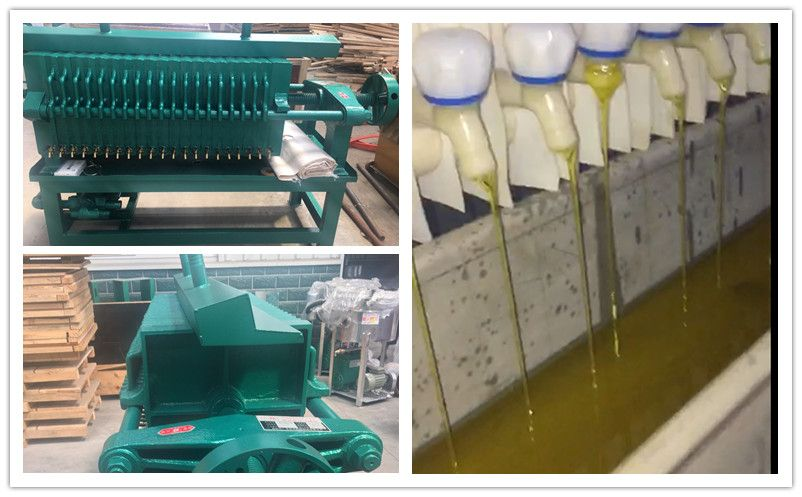 oil filter machine for sale