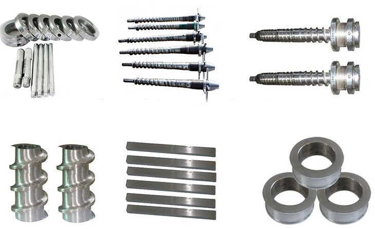 spare parts of commercial oil expeller