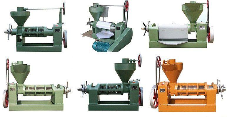 various screw oil extractors for sale
