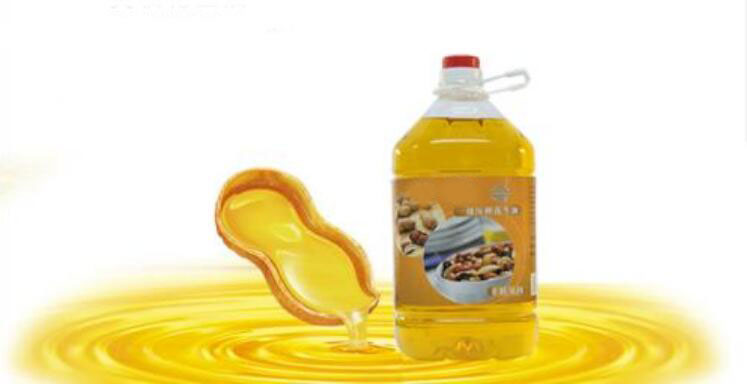 cold pressed peanut oil