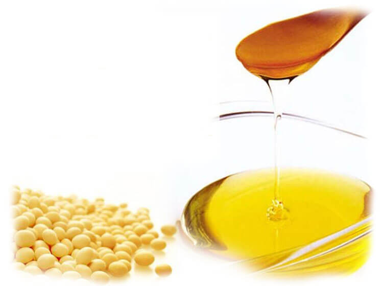 soybean oil application