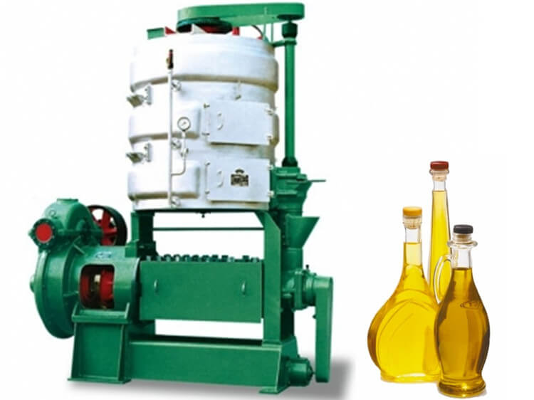 sunflower oil pre-pressing machine