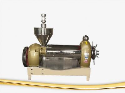 small cold oil press