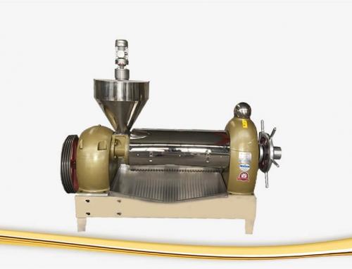 Low Temperature Oil Press