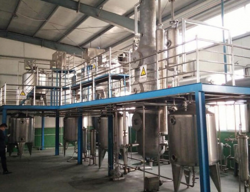 20T/D Edible Oil Refinery Plant