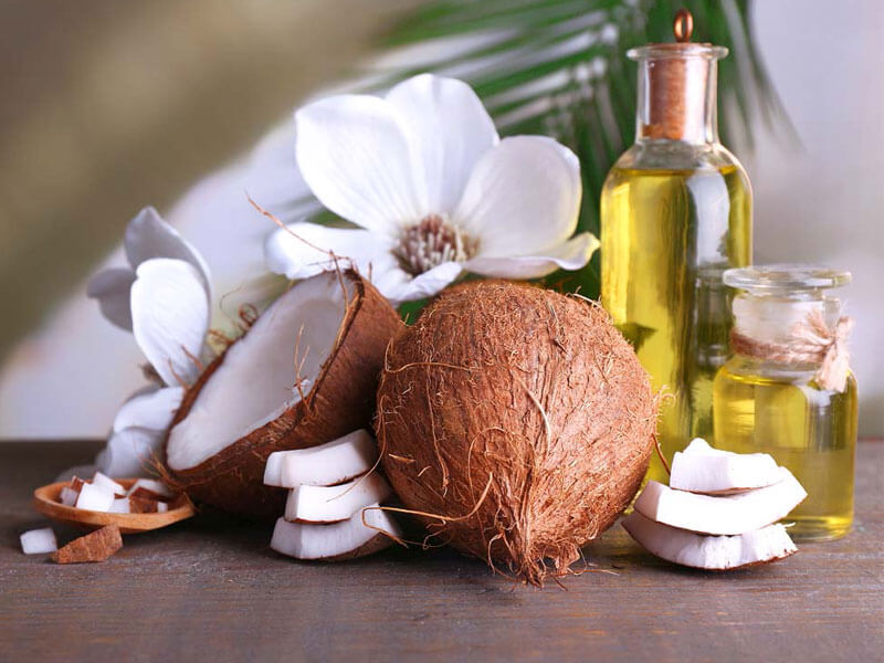 applications of coconut oil