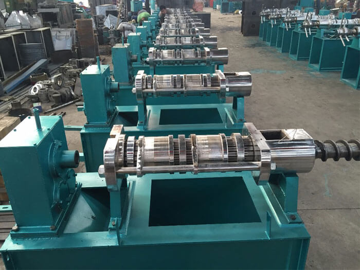 Introduction of Our Oil Press