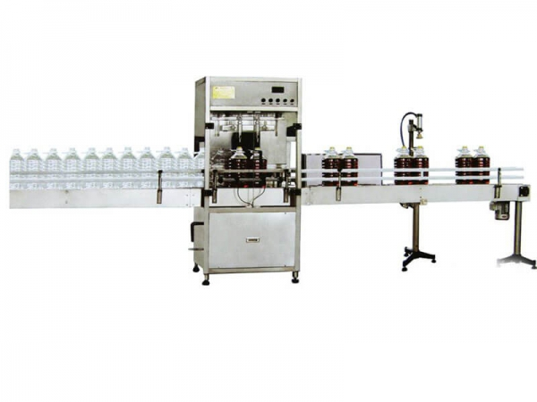 automatic edible oil filling packing machine