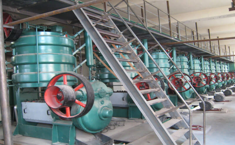 coconut oil mill plant for sale