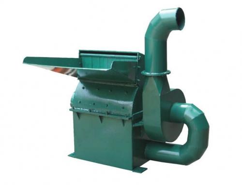 Machine de découpage de coprah