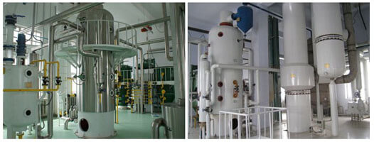 cottonseeds oil refining equipment