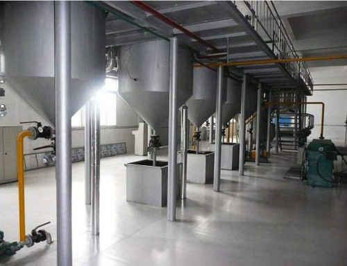 10T/D Edible Oil Refinery Plant