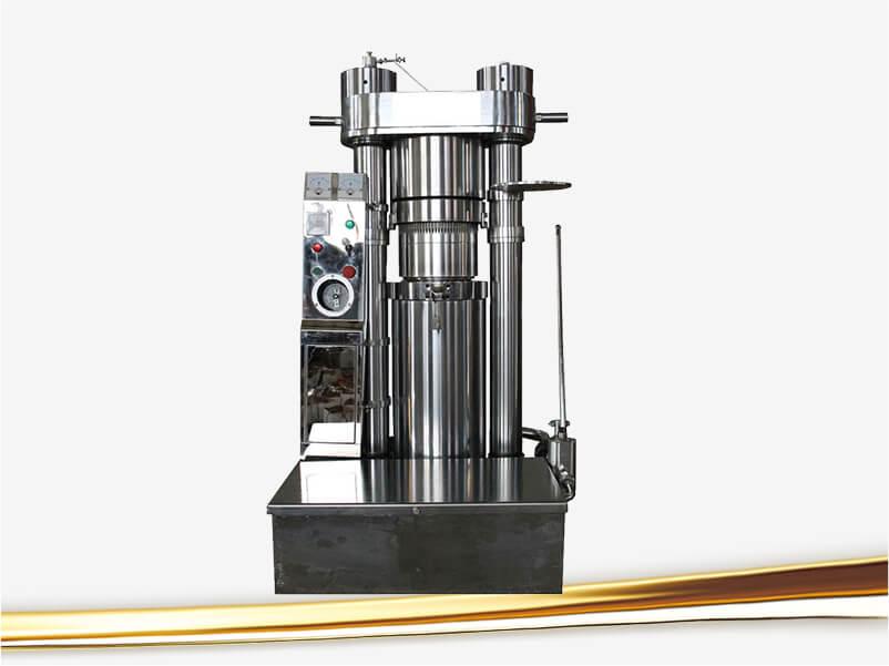 hydraulic oil expeller machine