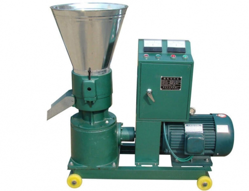 OilCakes Feed Pelletizing Machine
