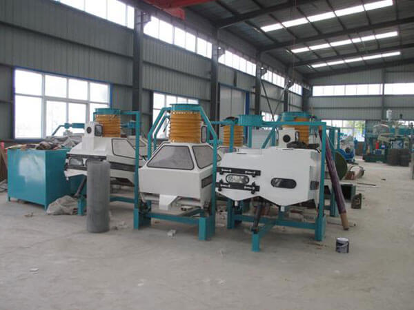 oilseeds pretreatment before pressing by oil press machine