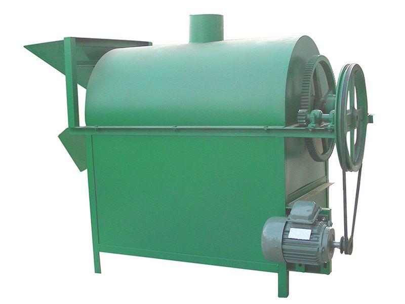 oilseeds roasting machine
