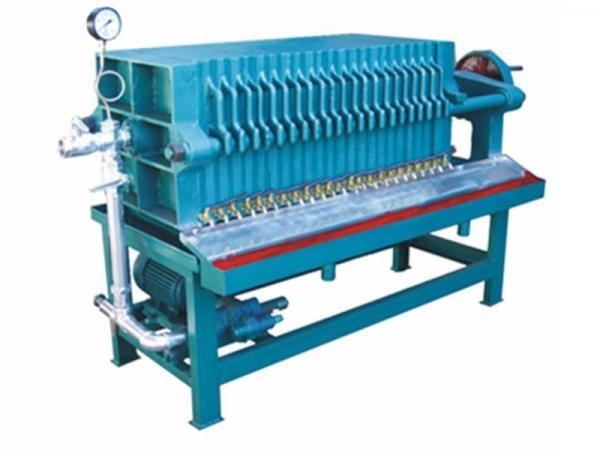 plate oil fliter machine