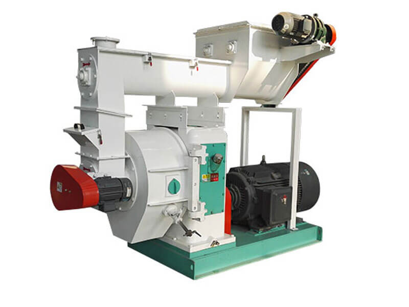 ring die oilcake feed pellet machine