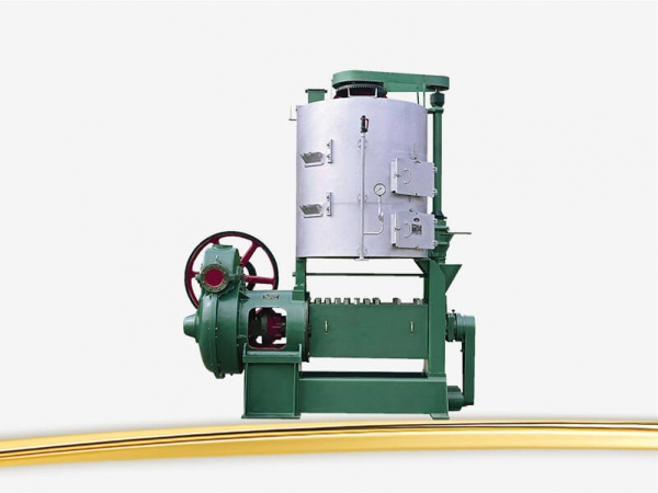sunflower seed oil expeller