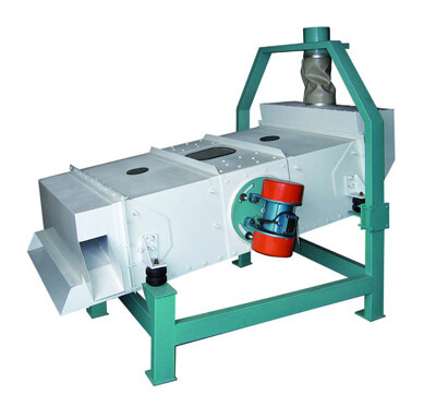 flaxseed cleaning sorting machine