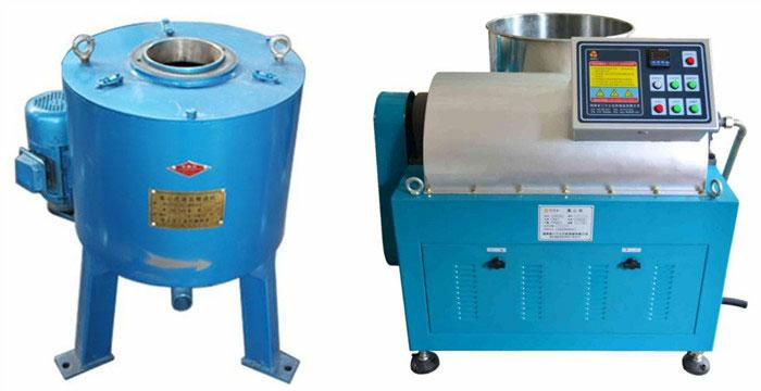 vertical oil filter and horizontal filter machine