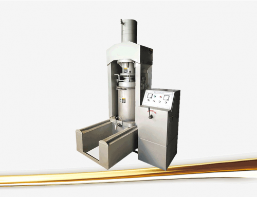 Walnut Oil Press