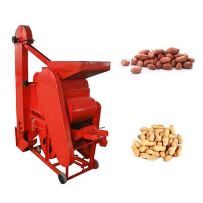 Peanut dehuller