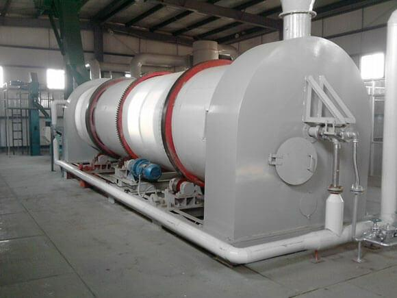 corn germ softening equipment