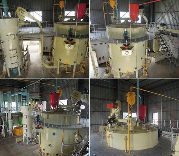 corn oil extractor